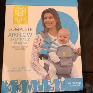 lillebaby Other - Lillebaby Ergonomic 6Position Baby & Child Carrier